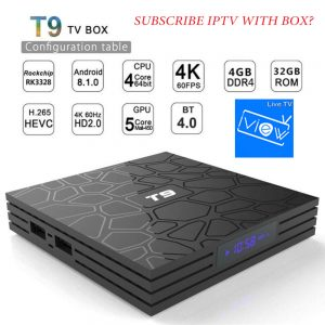 iView HD IPTV Subscription