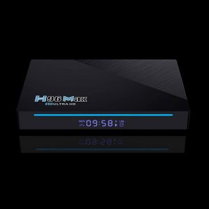 H96 Max RK3566 Android 11 TV Box 8G RAM 128GB