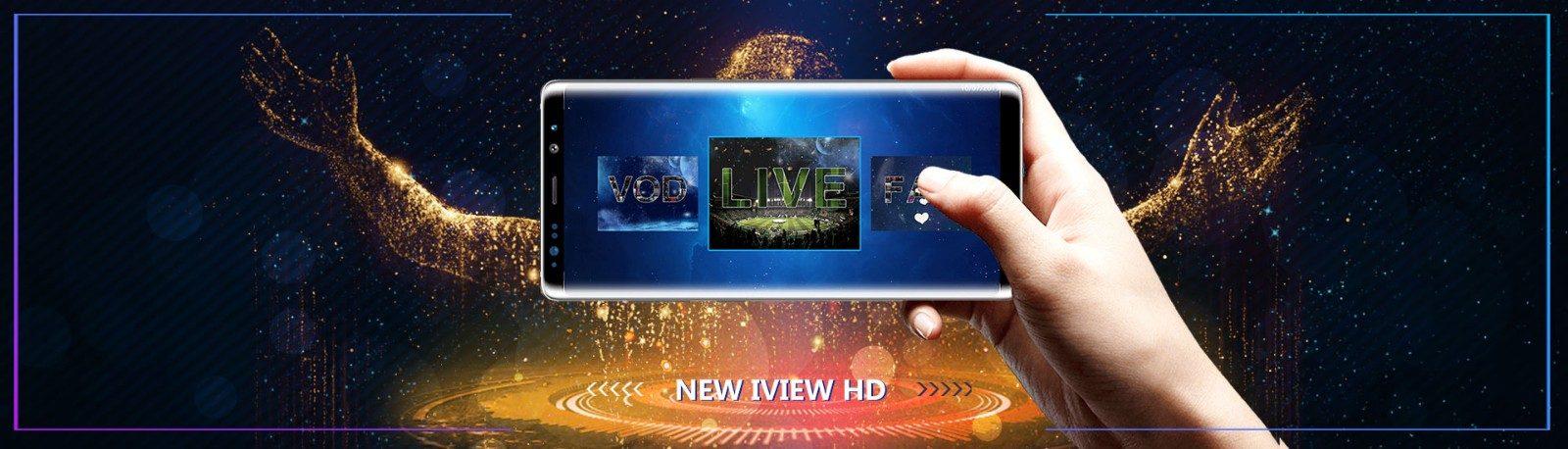 iview hd app banner